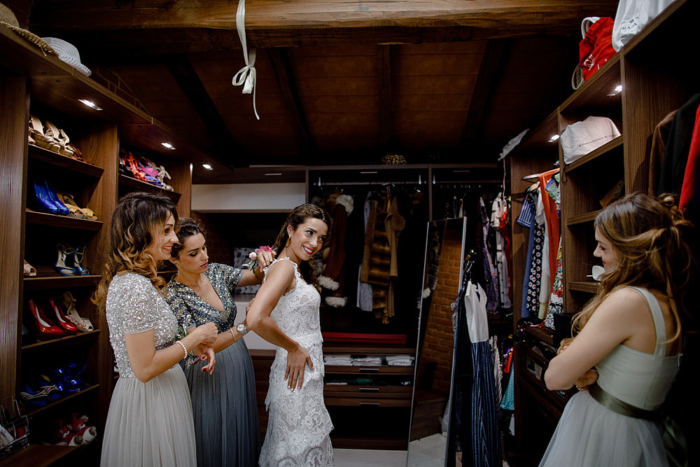 SAN DONATO WEDDING BETWEEN THE HILLS OF CHIANTI TUSCANY :: Luxury wedding photography - 14