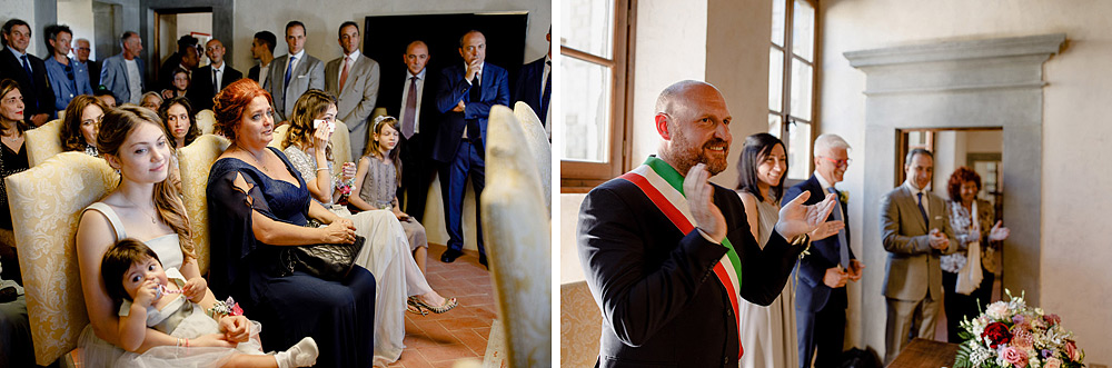 SAN DONATO WEDDING BETWEEN THE HILLS OF CHIANTI TUSCANY :: Luxury wedding photography - 26