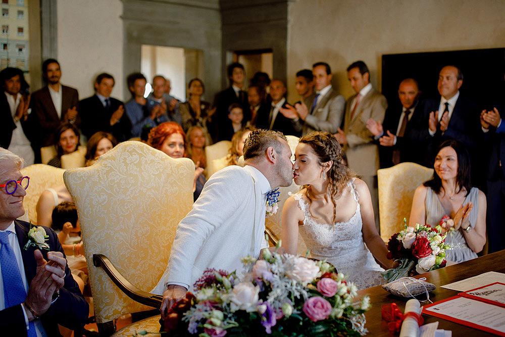 SAN DONATO WEDDING BETWEEN THE HILLS OF CHIANTI TUSCANY :: Luxury wedding photography - 27