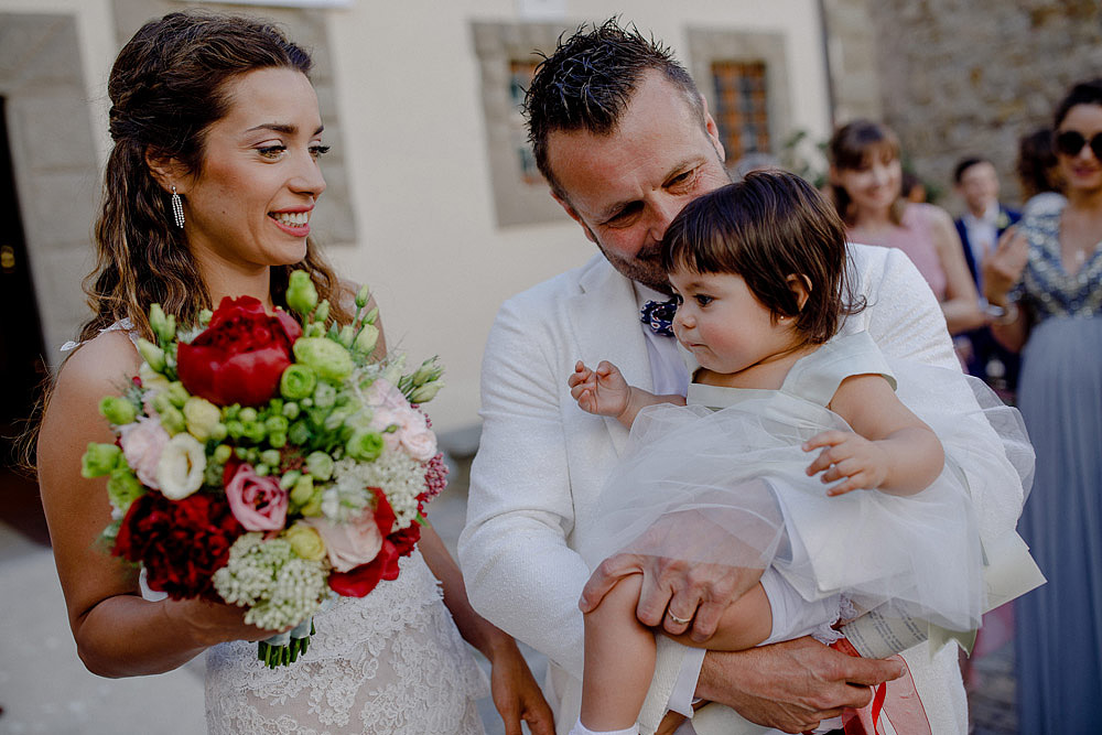 SAN DONATO WEDDING BETWEEN THE HILLS OF CHIANTI TUSCANY :: Luxury wedding photography - 30