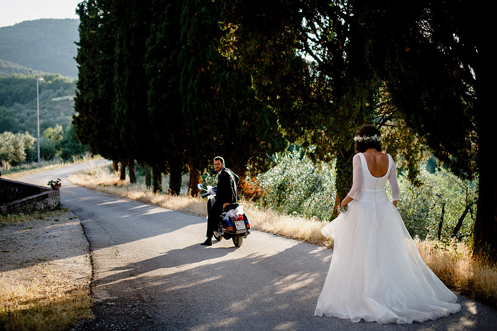 PISTOIA MATRIMONIO TRA LE MERAVIGLIE DEL CHIANTI TOSCANA :: Luxury wedding photography - 30