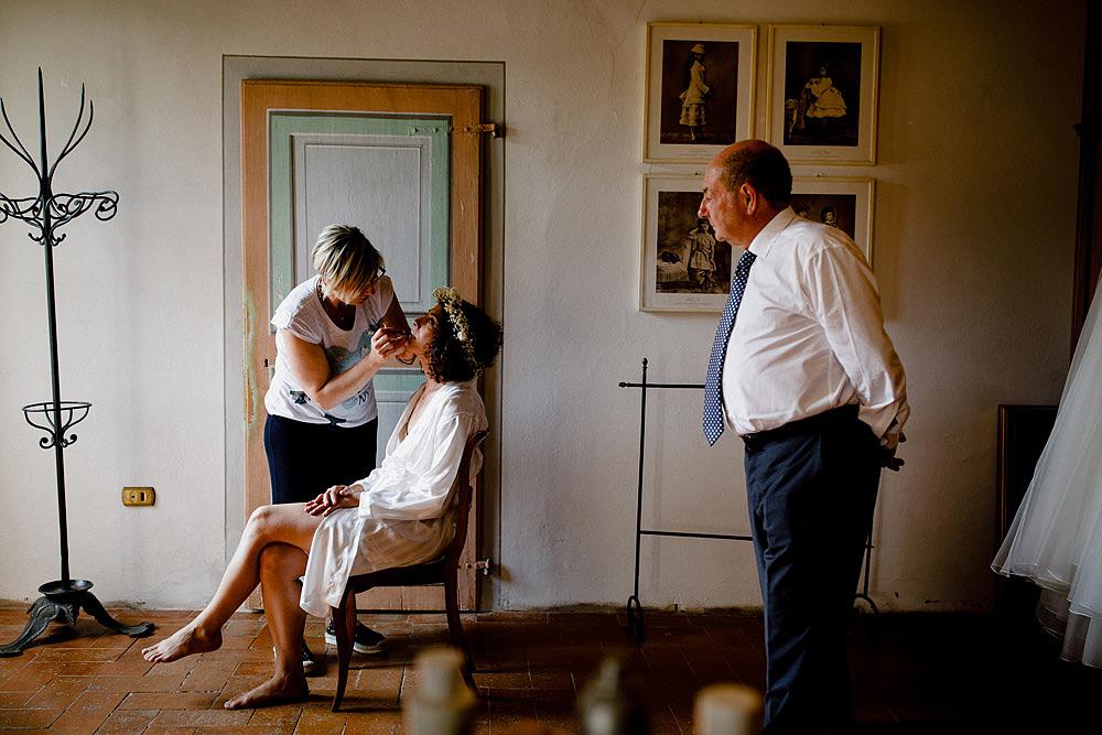 PISTOIA WEDDING AMONG THE WONDERS OF CHIANTI TUSCANY :: Luxury wedding photography - 7