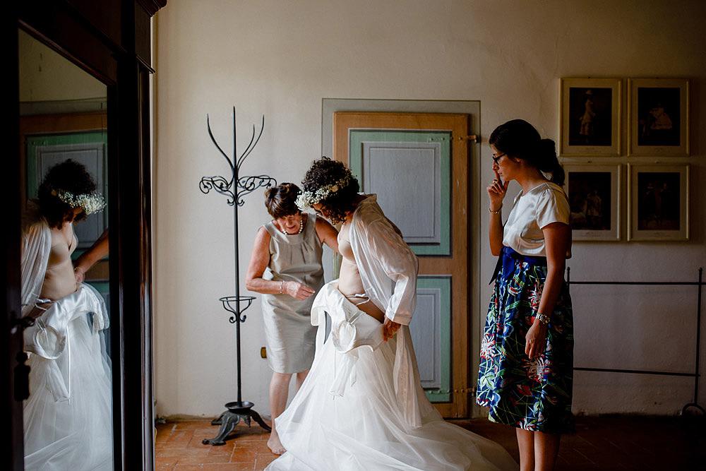 PISTOIA WEDDING AMONG THE WONDERS OF CHIANTI TUSCANY :: Luxury wedding photography - 8