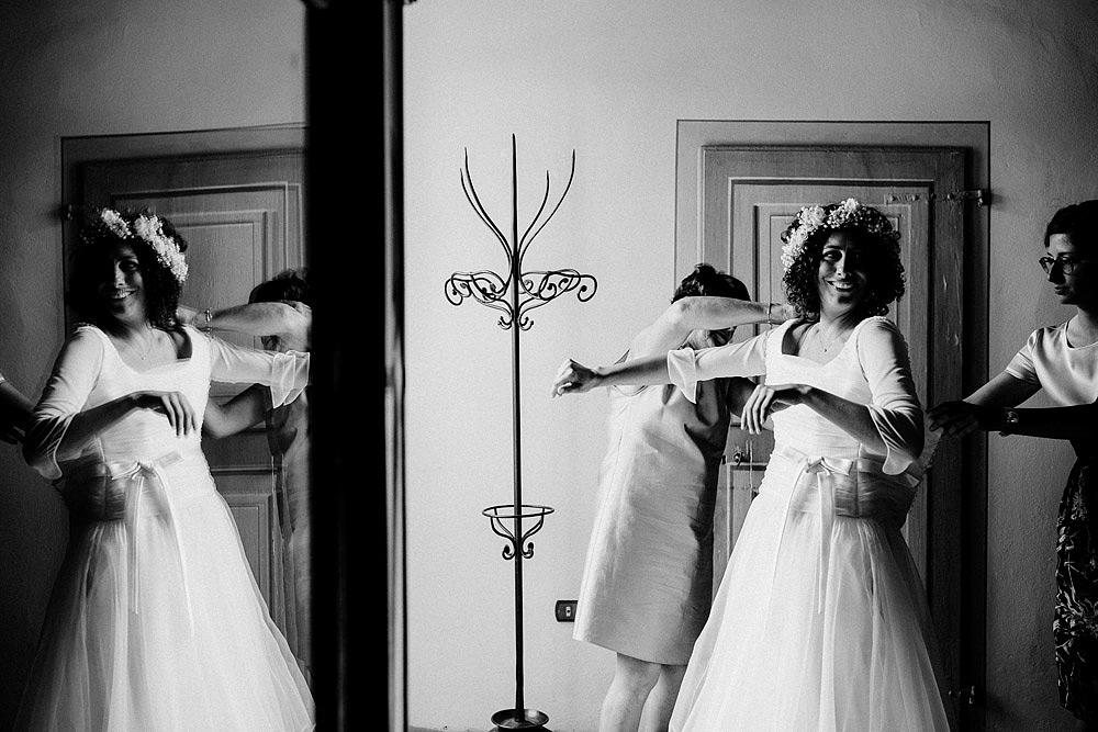 PISTOIA WEDDING AMONG THE WONDERS OF CHIANTI TUSCANY :: Luxury wedding photography - 9
