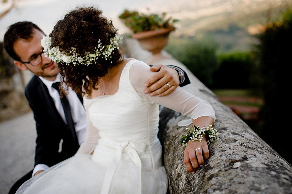 PISTOIA WEDDING AMONG THE WONDERS OF CHIANTI TUSCANY :: Luxury wedding photography - 27