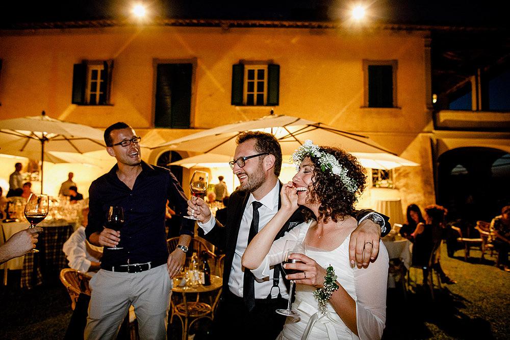 PISTOIA WEDDING AMONG THE WONDERS OF CHIANTI TUSCANY :: Luxury wedding photography - 37