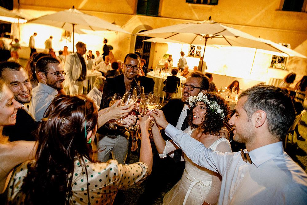 PISTOIA WEDDING AMONG THE WONDERS OF CHIANTI TUSCANY :: Luxury wedding photography - 38