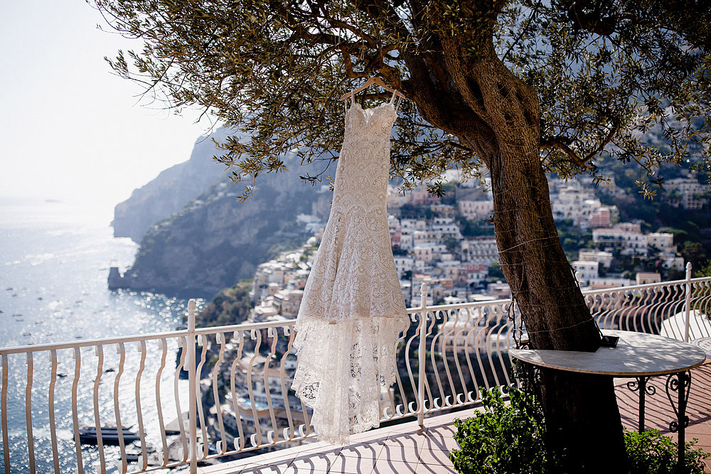VILLA OLIVIERO MATRIMONIO IN UN LUOGO INCANTATO POSITANO :: Luxury wedding photography - 1