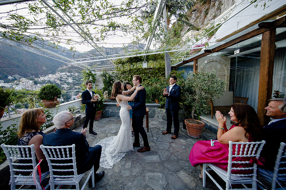 VILLA OLIVIERO MATRIMONIO IN UN LUOGO INCANTATO POSITANO :: Luxury wedding photography - 25