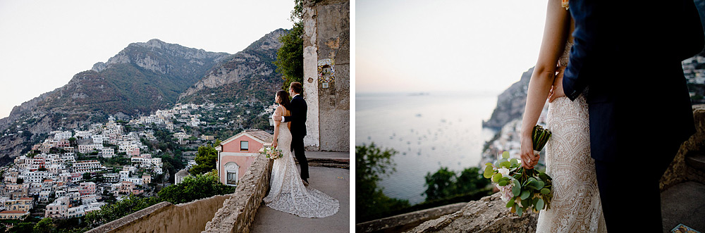 VILLA OLIVIERO MATRIMONIO IN UN LUOGO INCANTATO POSITANO :: Luxury wedding photography - 34