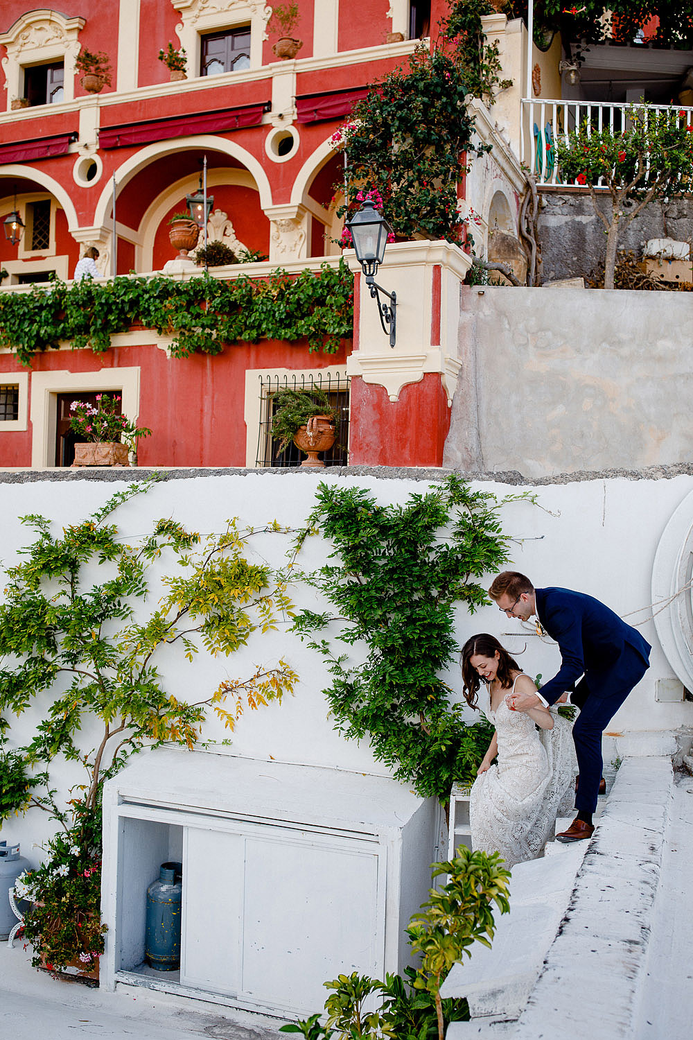 VILLA OLIVIERO MATRIMONIO IN UN LUOGO INCANTATO POSITANO :: Luxury wedding photography - 35
