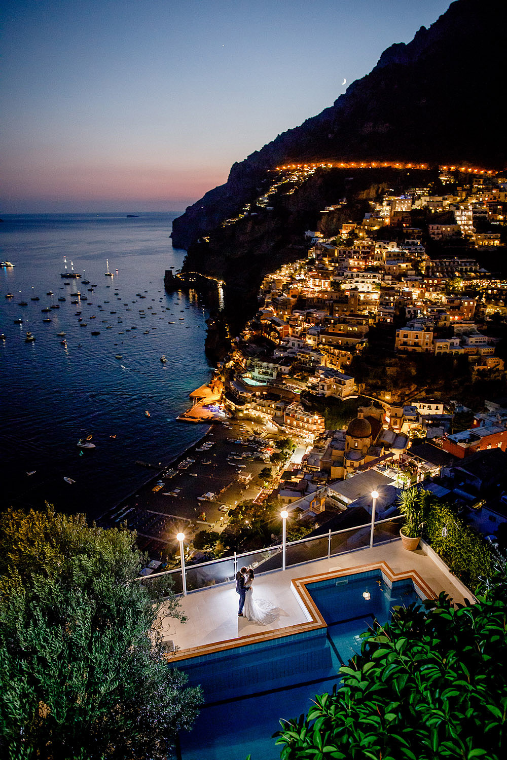 VILLA OLIVIERO MATRIMONIO IN UN LUOGO INCANTATO POSITANO :: Luxury wedding photography - 37