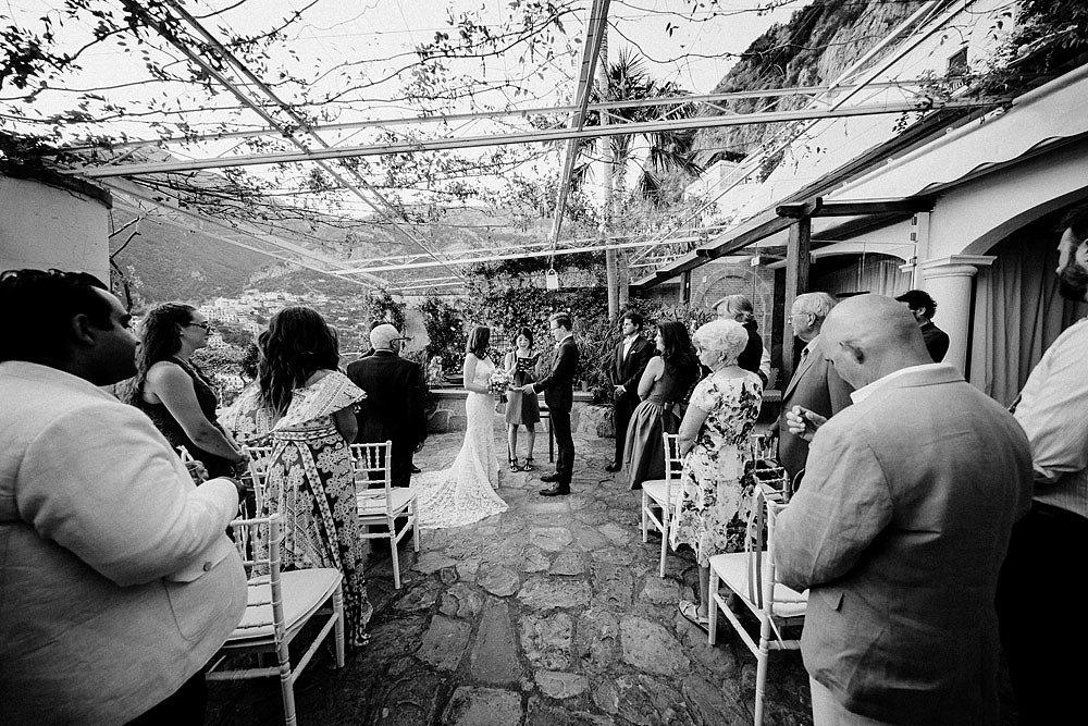 VILLA OLIVIERO WEDDING IN AN ENCHANTED LOCATION POSITANO :: Luxury wedding photography - 18