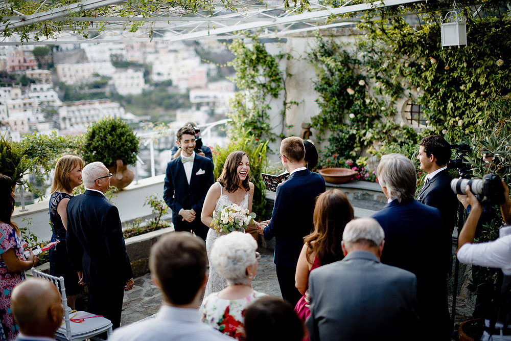 VILLA OLIVIERO WEDDING IN AN ENCHANTED LOCATION POSITANO :: Luxury wedding photography - 21
