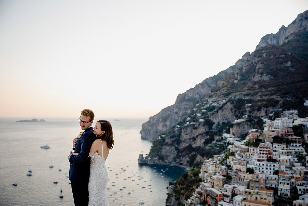 VILLA OLIVIERO WEDDING IN AN ENCHANTED LOCATION POSITANO :: Luxury wedding photography - 33