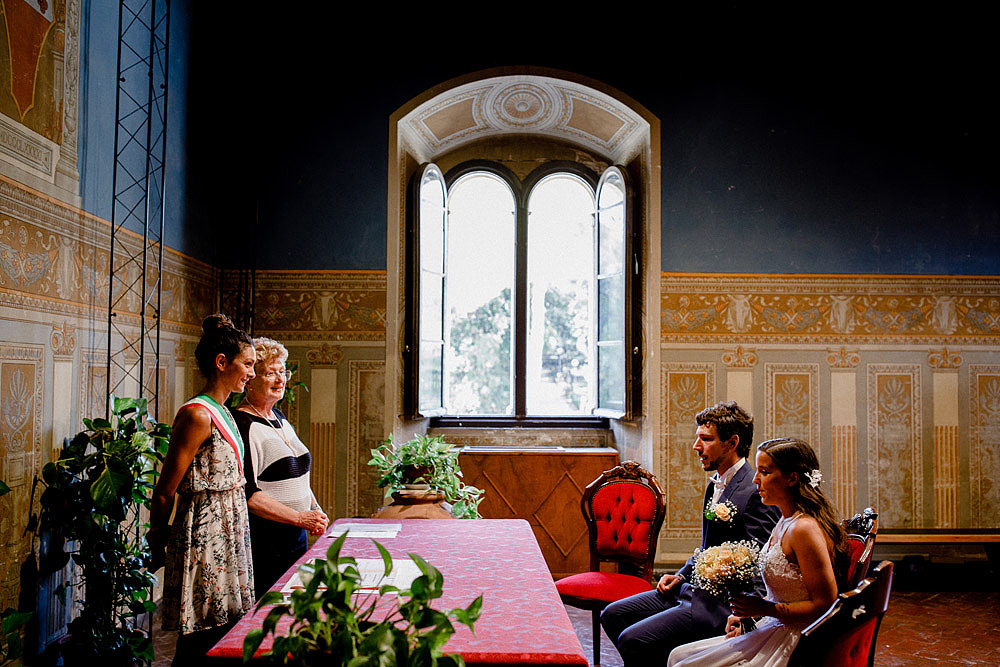 ROSIGNANO MARITTIMO MATRIMONIO AL CASTELLO PASQUINI :: Luxury wedding photography - 7