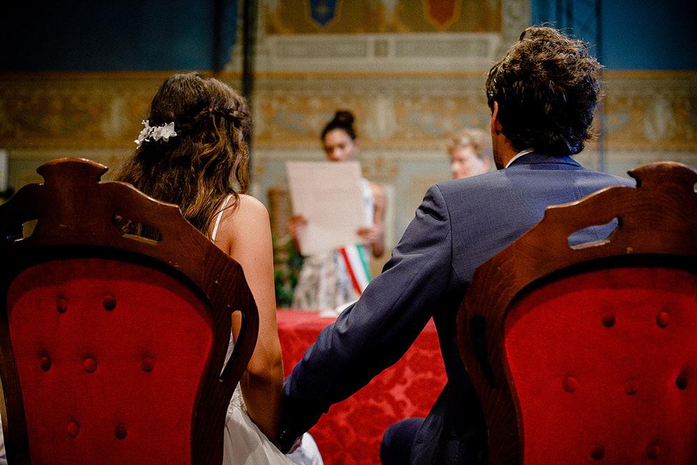 ROSIGNANO MARITTIMO MATRIMONIO AL CASTELLO PASQUINI :: Luxury wedding photography - 8