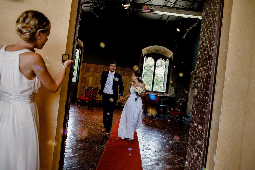 ROSIGNANO MARITTIMO MATRIMONIO AL CASTELLO PASQUINI :: Luxury wedding photography - 16