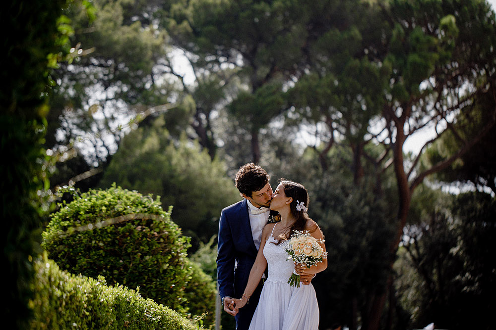 ROSIGNANO MARITTIMO MATRIMONIO AL CASTELLO PASQUINI :: Luxury wedding photography - 17