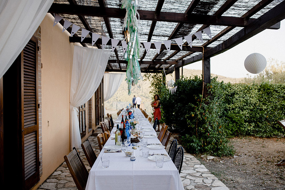 ROSIGNANO MARITTIMO MATRIMONIO AL CASTELLO PASQUINI :: Luxury wedding photography - 48