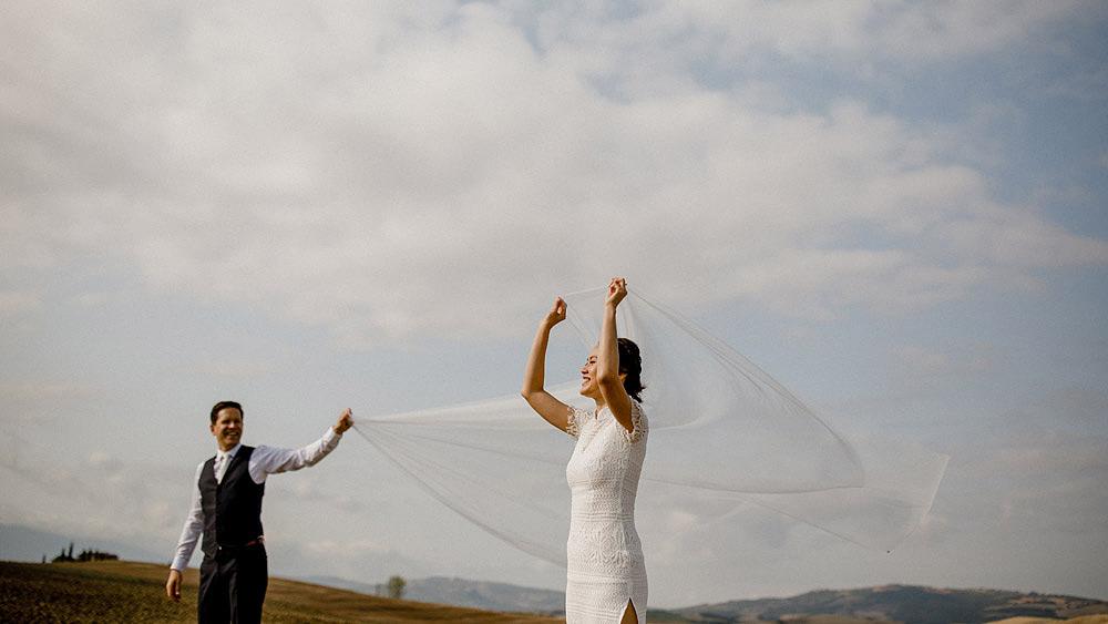 BORGO CASTELVECCHIO MATRIMONIO IN VAL D'ORCIA :: Luxury wedding photography - 8