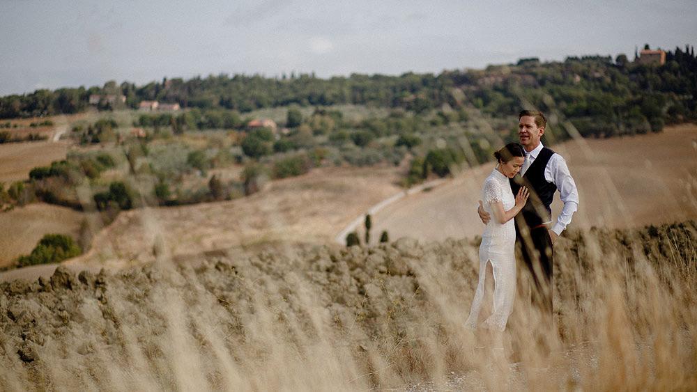 BORGO CASTELVECCHIO MATRIMONIO IN VAL D'ORCIA :: Luxury wedding photography - 9