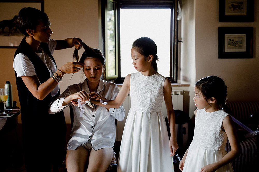 BORGO CASTELVECCHIO MATRIMONIO IN VAL D'ORCIA :: Luxury wedding photography - 29