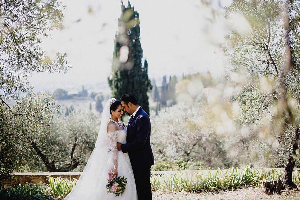 LUNA DI MIELE A FIRENZE TOSCANA :: Luxury wedding photography - 15