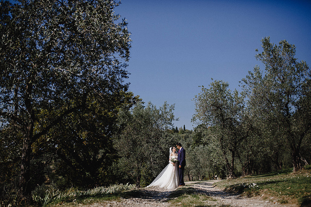 LUNA DI MIELE A FIRENZE TOSCANA :: Luxury wedding photography - 16
