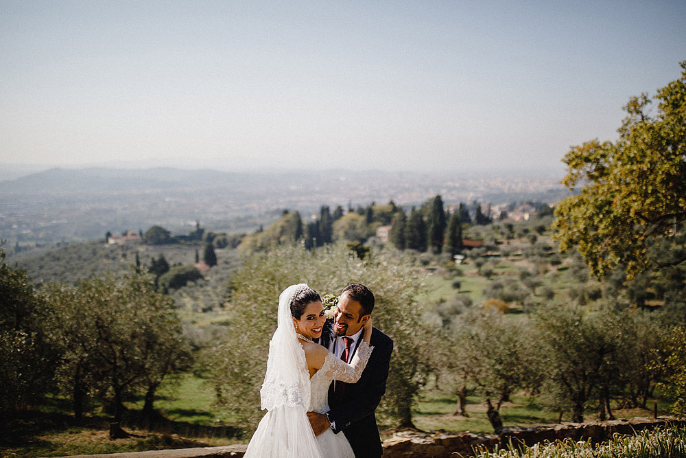 LUNA DI MIELE A FIRENZE TOSCANA :: Luxury wedding photography - 17
