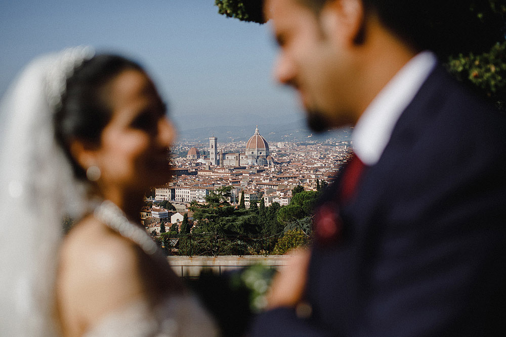 LUNA DI MIELE A FIRENZE TOSCANA :: Luxury wedding photography - 22