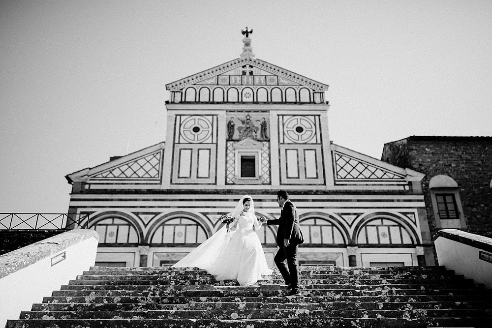 LUNA DI MIELE A FIRENZE TOSCANA :: Luxury wedding photography - 25