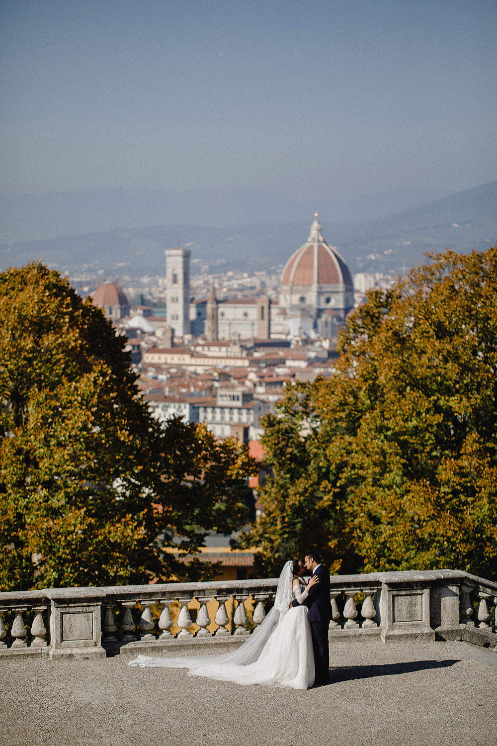 LUNA DI MIELE A FIRENZE TOSCANA :: Luxury wedding photography - 27