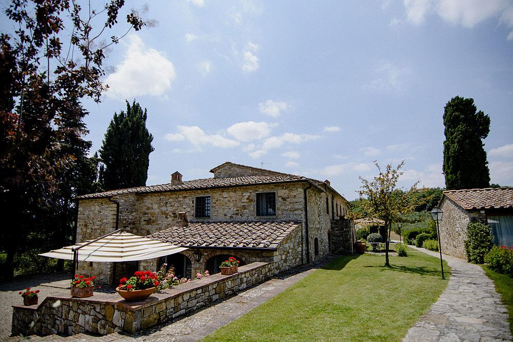 Un Matrimonio Rustico e Romantico nel Chianti Toscana :: Luxury wedding photography - 3