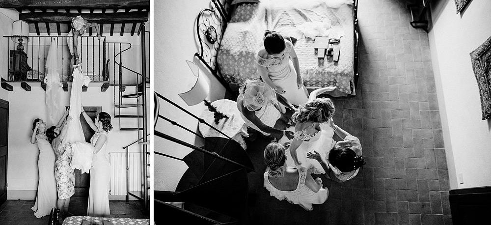 Un Matrimonio Rustico e Romantico nel Chianti Toscana :: Luxury wedding photography - 7