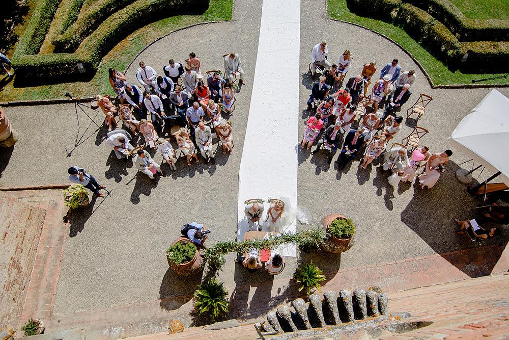 Un Matrimonio Rustico e Romantico nel Chianti Toscana :: Luxury wedding photography - 18