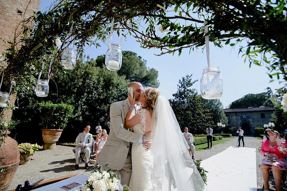 Un Matrimonio Rustico e Romantico nel Chianti Toscana :: Luxury wedding photography - 19