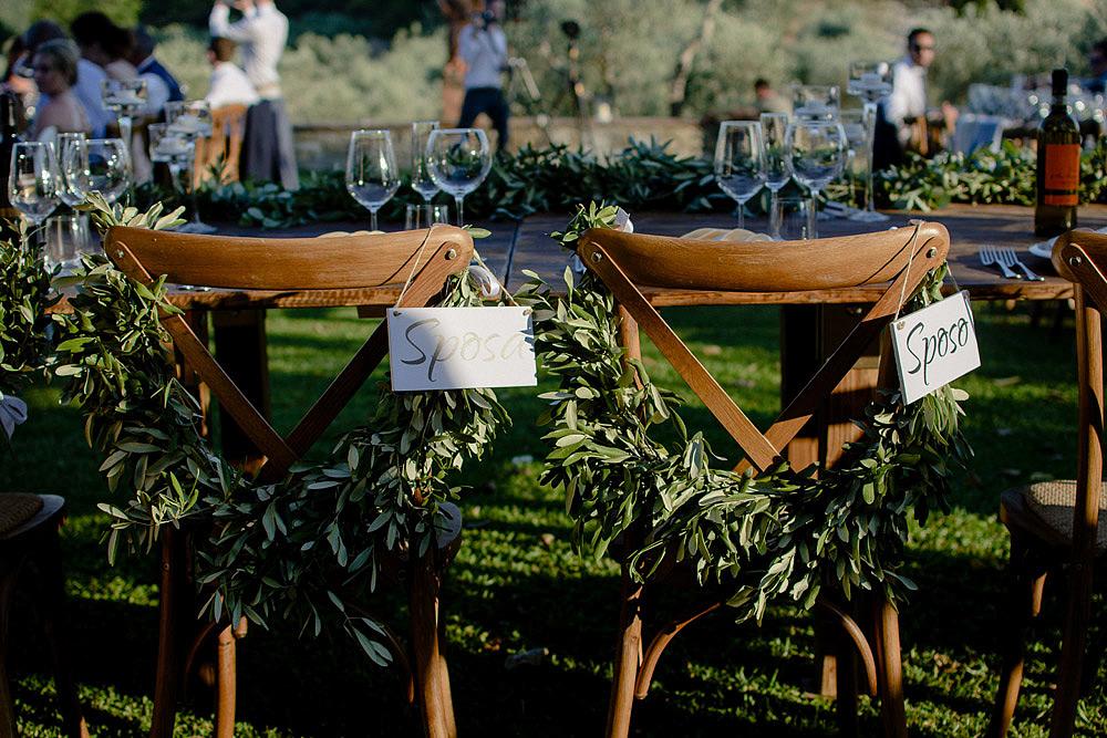 Un Matrimonio Rustico e Romantico nel Chianti Toscana :: Luxury wedding photography - 38