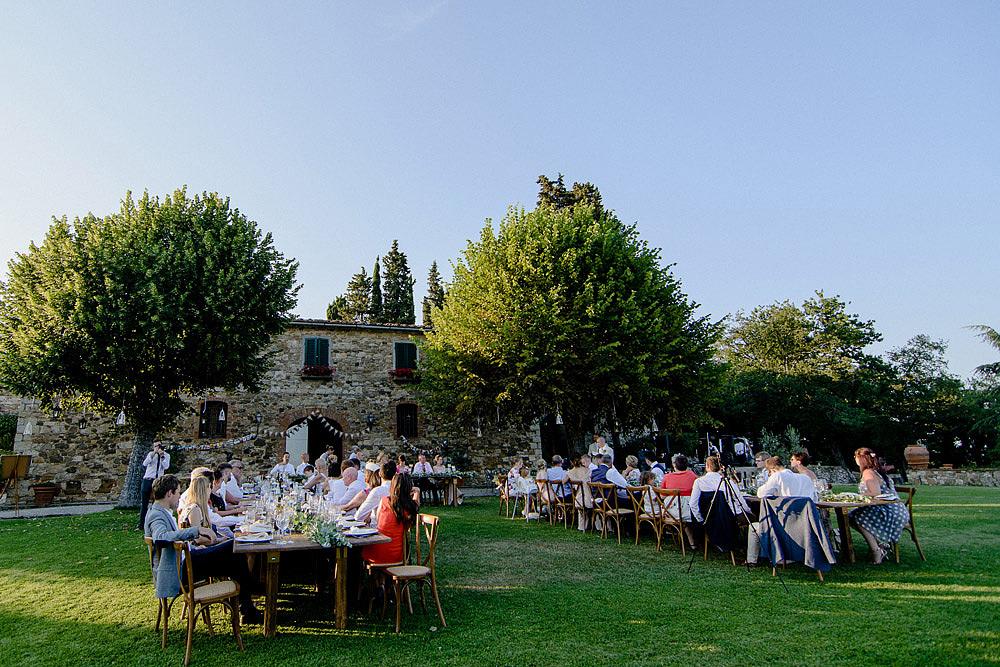 Un Matrimonio Rustico e Romantico nel Chianti Toscana :: Luxury wedding photography - 40