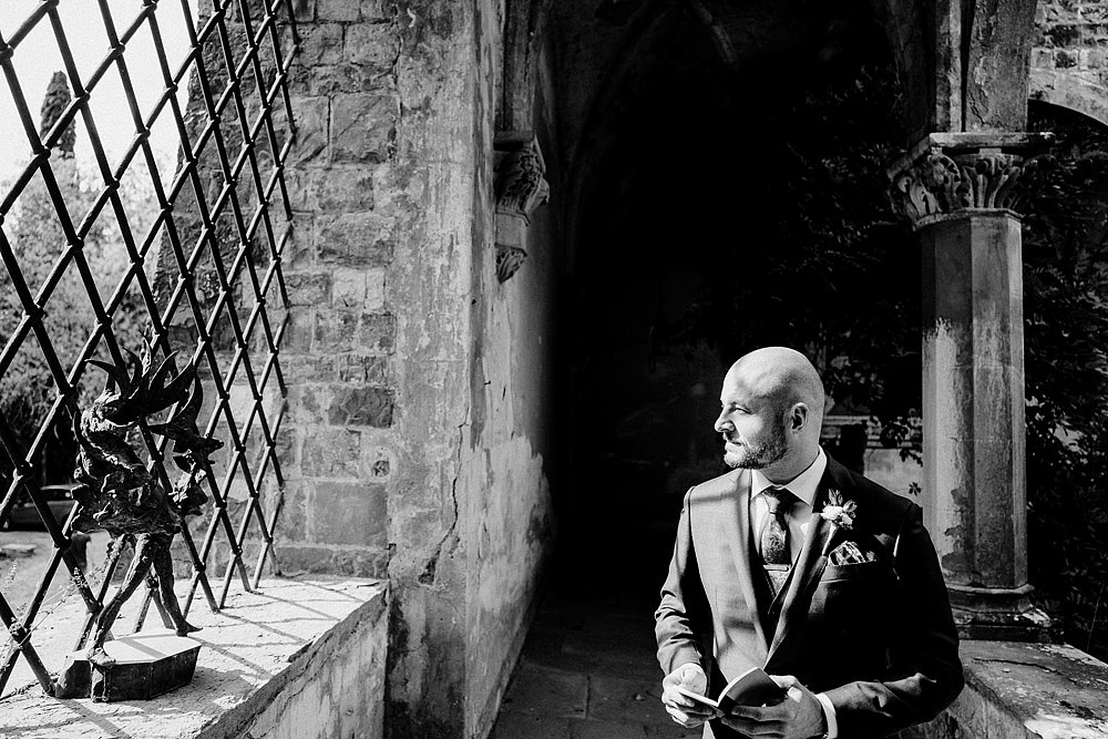 Elegante Matrimonio a Castello Vincigliata | Firenze Italia :: Luxury wedding photography - 13