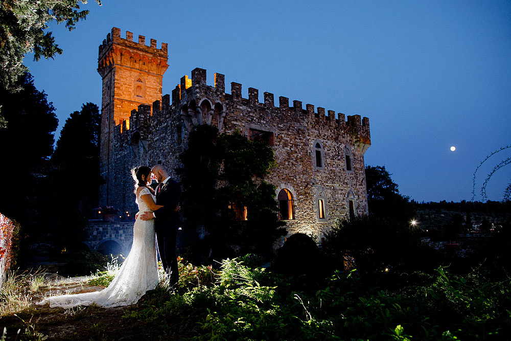 Elegante Matrimonio a Castello Vincigliata | Firenze Italia :: Luxury wedding photography - 58