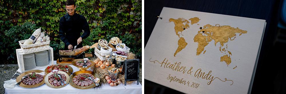 Stylish Wedding at Castello Vincigliata   Florence Italy :: Luxury wedding photography - 34
