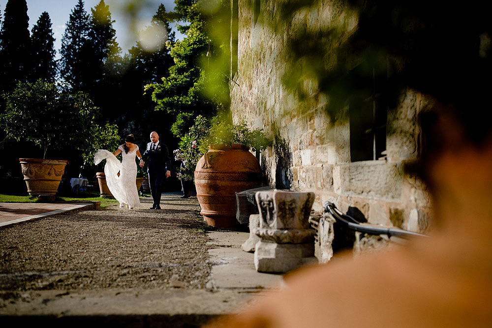 Stylish Wedding at Castello Vincigliata | Florence Italy :: Luxury wedding photography - 36