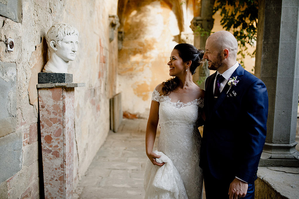 Stylish Wedding at Castello Vincigliata | Florence Italy :: Luxury wedding photography - 42