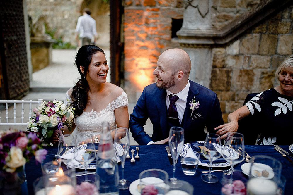Stylish Wedding at Castello Vincigliata   Florence Italy :: Luxury wedding photography - 48