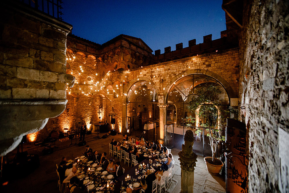 Stylish Wedding at Castello Vincigliata | Florence Italy :: Luxury wedding photography - 49