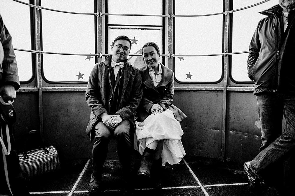 Engagement Session in the snow in Zermatt Switzerland :: Luxury wedding photography - 13