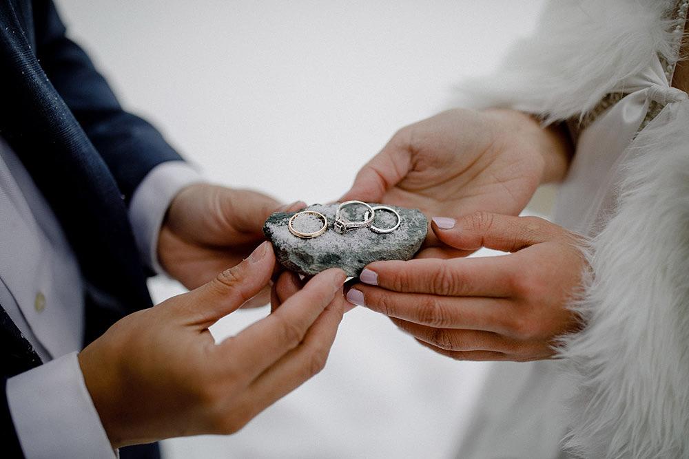 Engagement Session in the snow in Zermatt Switzerland :: Luxury wedding photography - 21