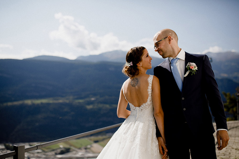 Un Matrimonio Colorato in Montagna | Ausserberg Svizzera :: Luxury wedding photography - 21