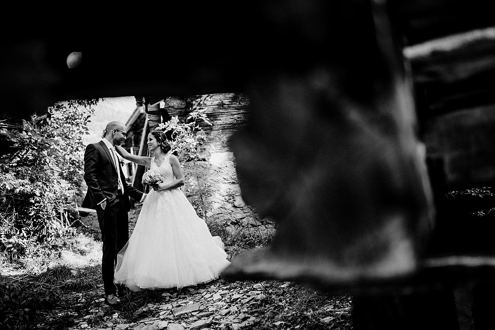 Un Matrimonio Colorato in Montagna | Ausserberg Svizzera :: Luxury wedding photography - 27